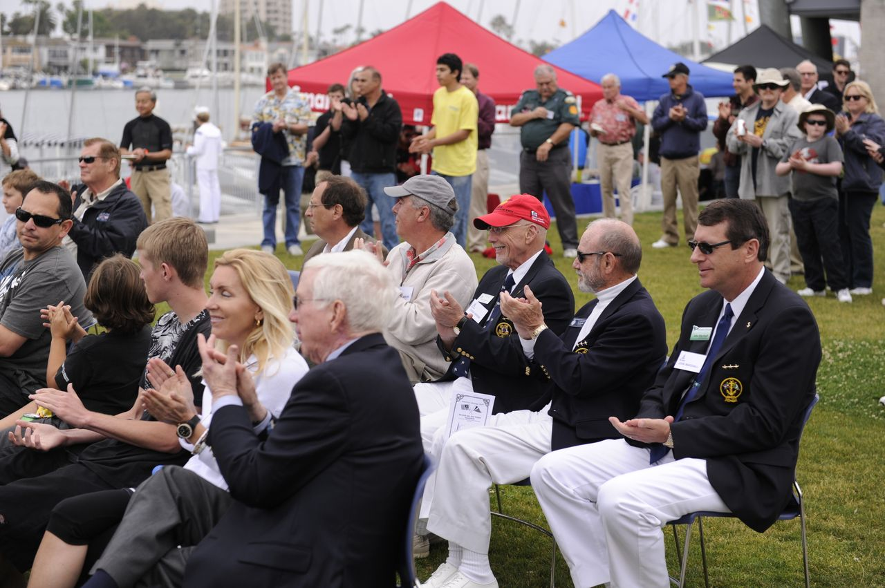 Newport Sea Base to host annual Opening Day celebration