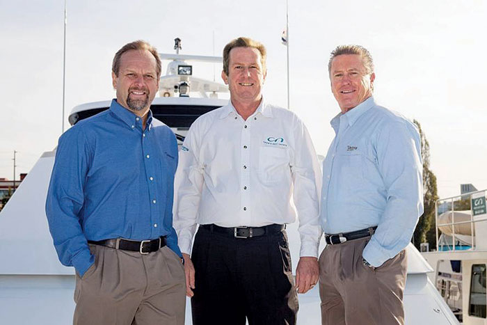 New Owners Acquire Crow's Nest Yachts San Diego