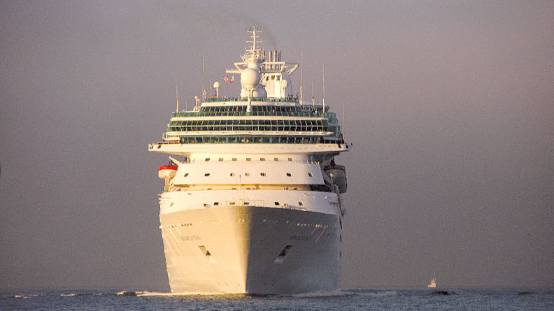 Cruise Ships Must Stop Dumping Treated Sewage