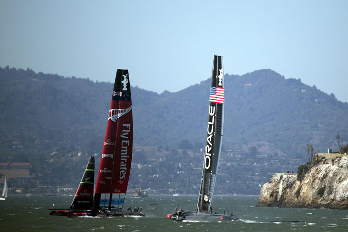 America's Cup Races 11 and 12 Set for Wednesday