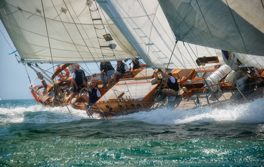 Schooner Cup returns to San Diego Bay