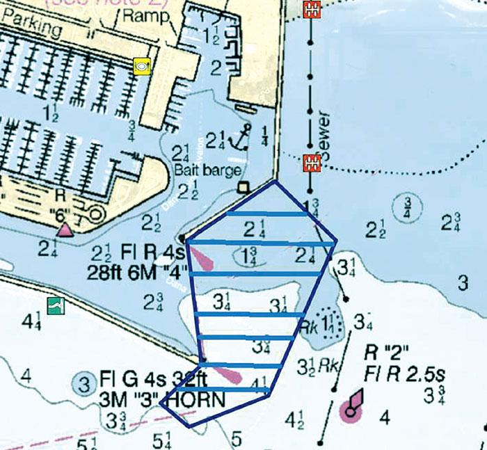 DP Harbor's 5 mph Zone Expands Past Entrance