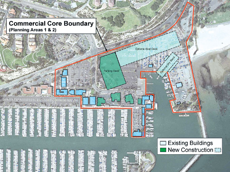 Dana Point Planning Commission approves permit for commercial core project
