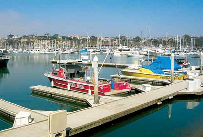 DP Harbor Revamp Gets Supervisors' Approval