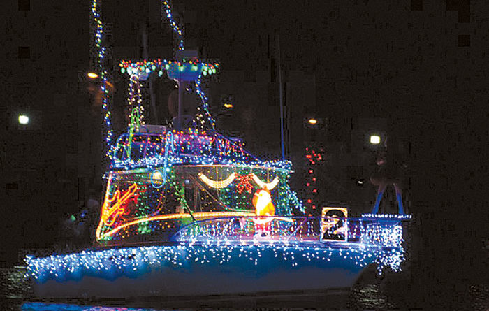 Dana Point Boat Parade Set for Dec. 7-8 and 14-15
