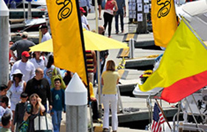 Dana Point Harbor Boat Show Opens May 30