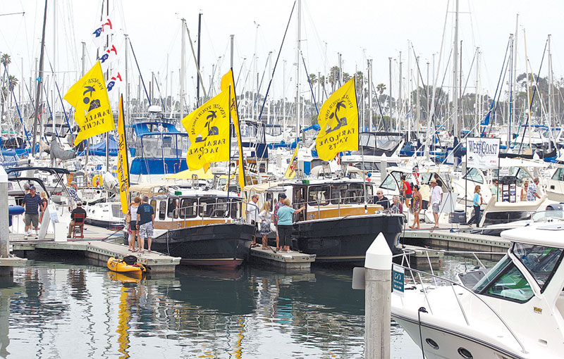 Dana Point Harbor Boat Show Opens May 31