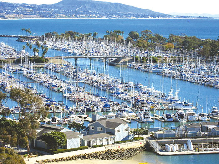 Dana Point Harbor Fuel Dock Now Offers ValvTect Marine Fuels