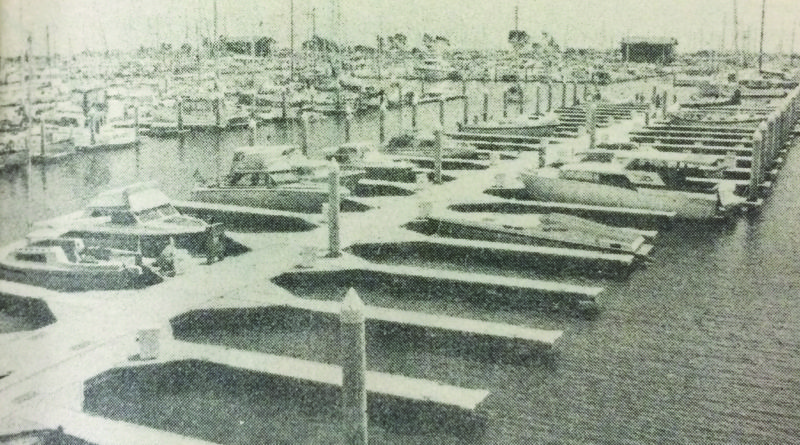 1979: Dana Point opens new guest slips