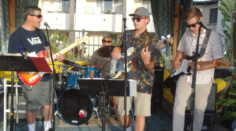 Dock Lines: Summer music resounds across San Diego's waterfront
