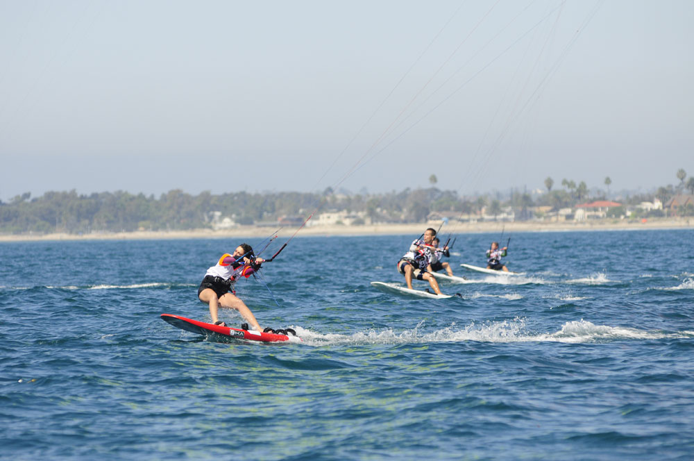 Bridge and Kerneur dominate 2014 Kiteboard North American Championships