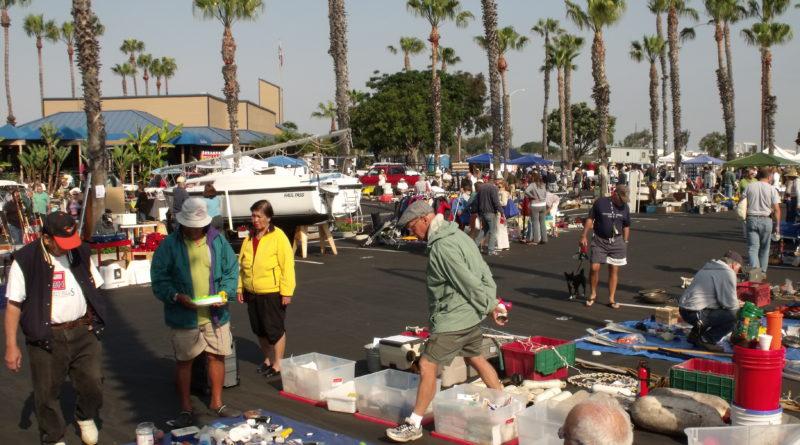 Chula Vista Hosts Marine Gear Swap Meet