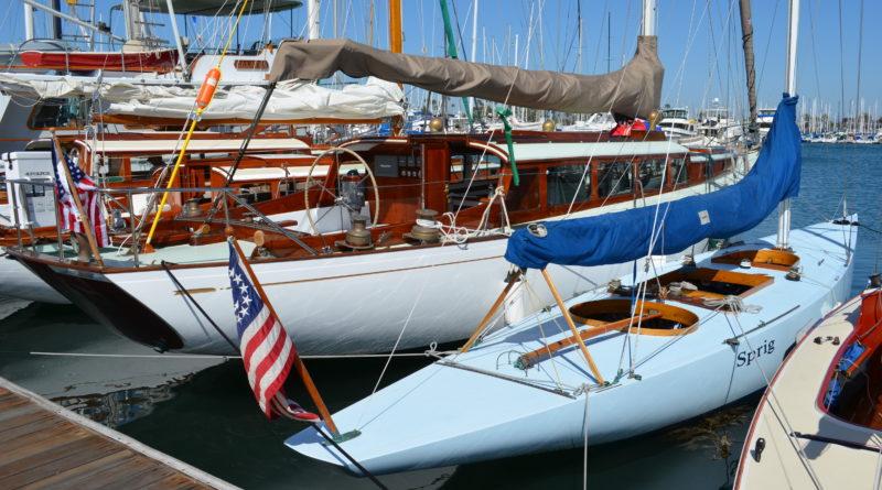 Kettenburg & Classic Yacht Regatta sails into San Diego