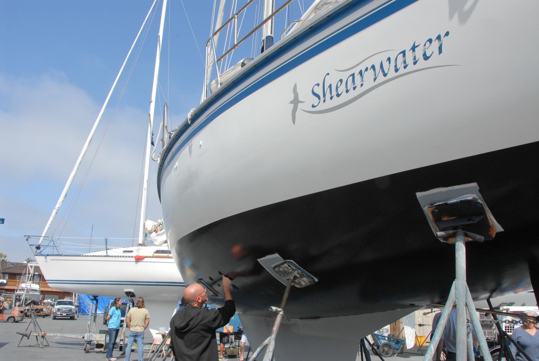 San Diego Postpones Eco-Friendly Hull Paint Expo