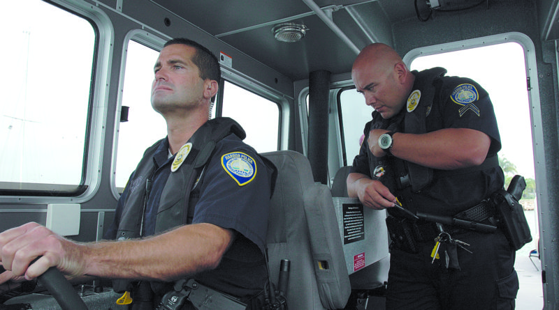 A Day with the San Diego Harbor Police