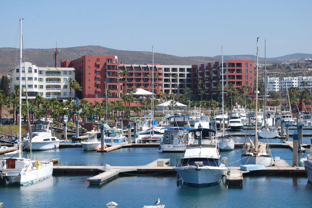 Ensenada's Hotel Coral and Marina a draw for Americans