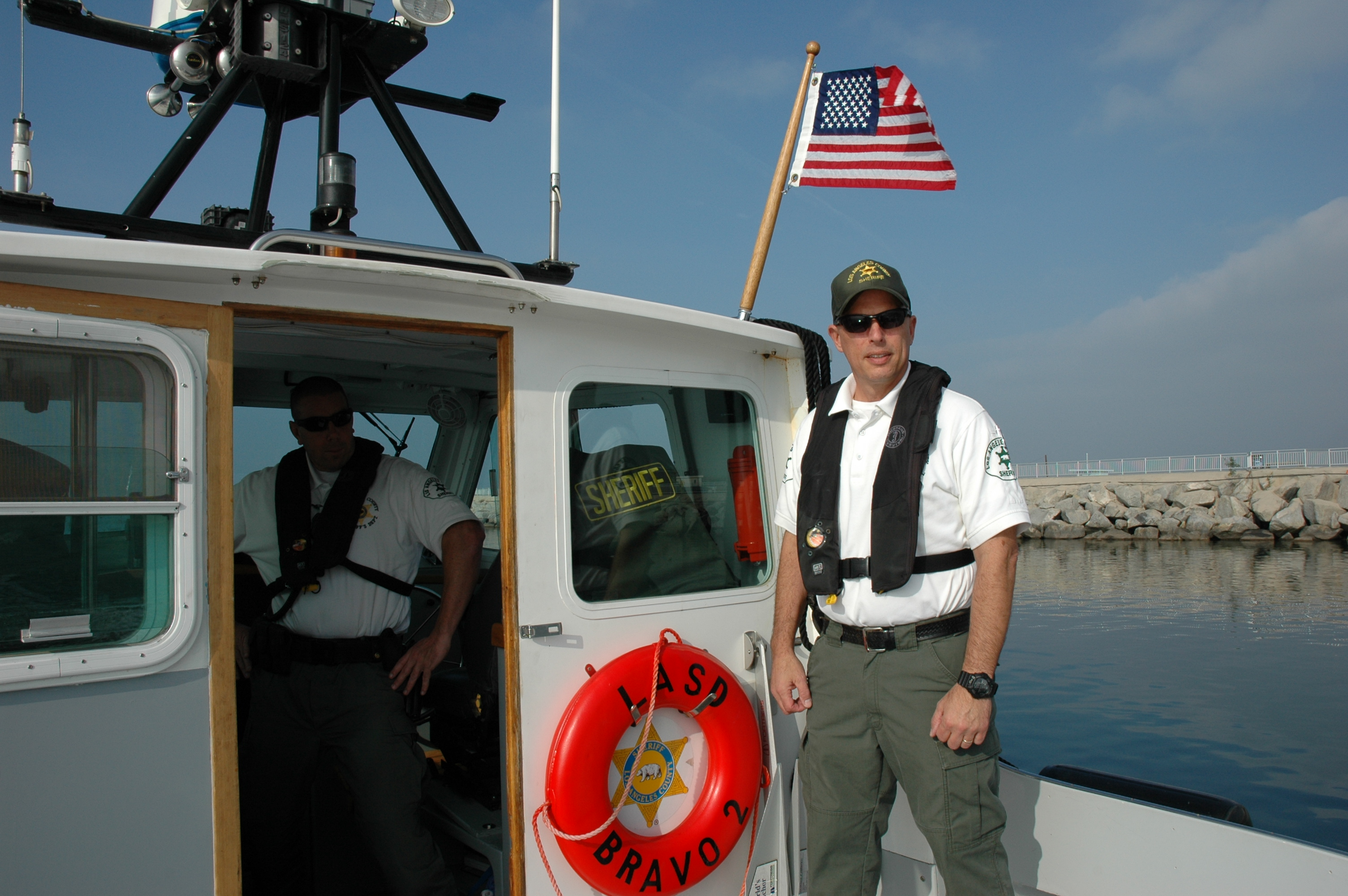 8 Questions with Deputy Bryan White