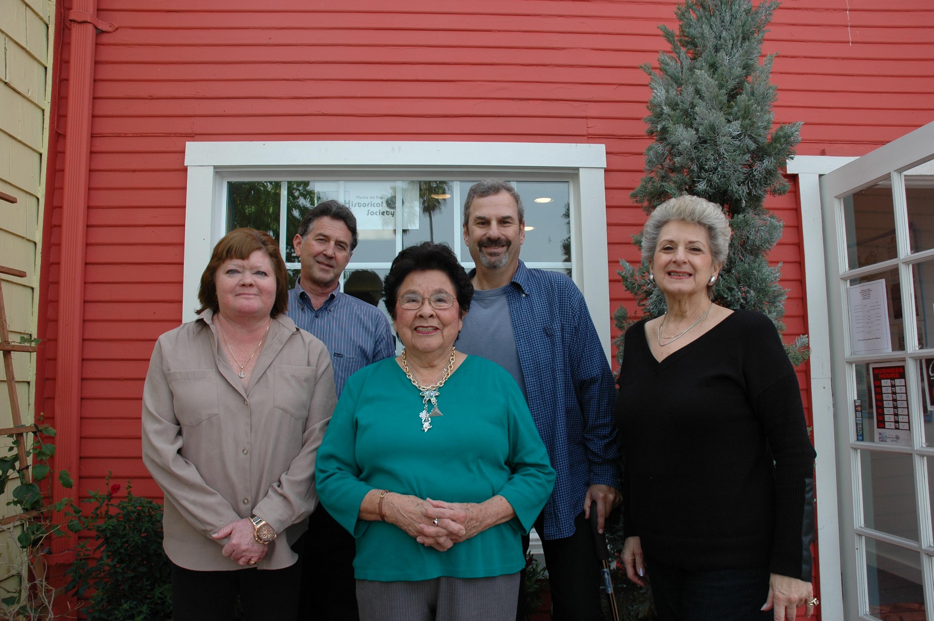 Marina del Rey Historical Society Gets New Home