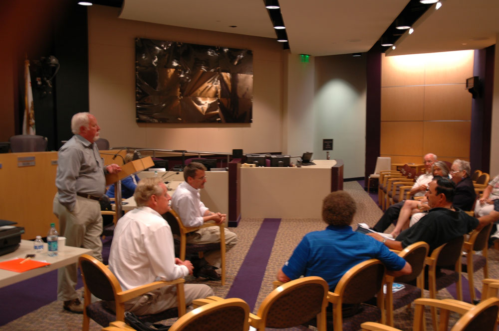 NOAA representatives gather boater concerns at San Diego meeting