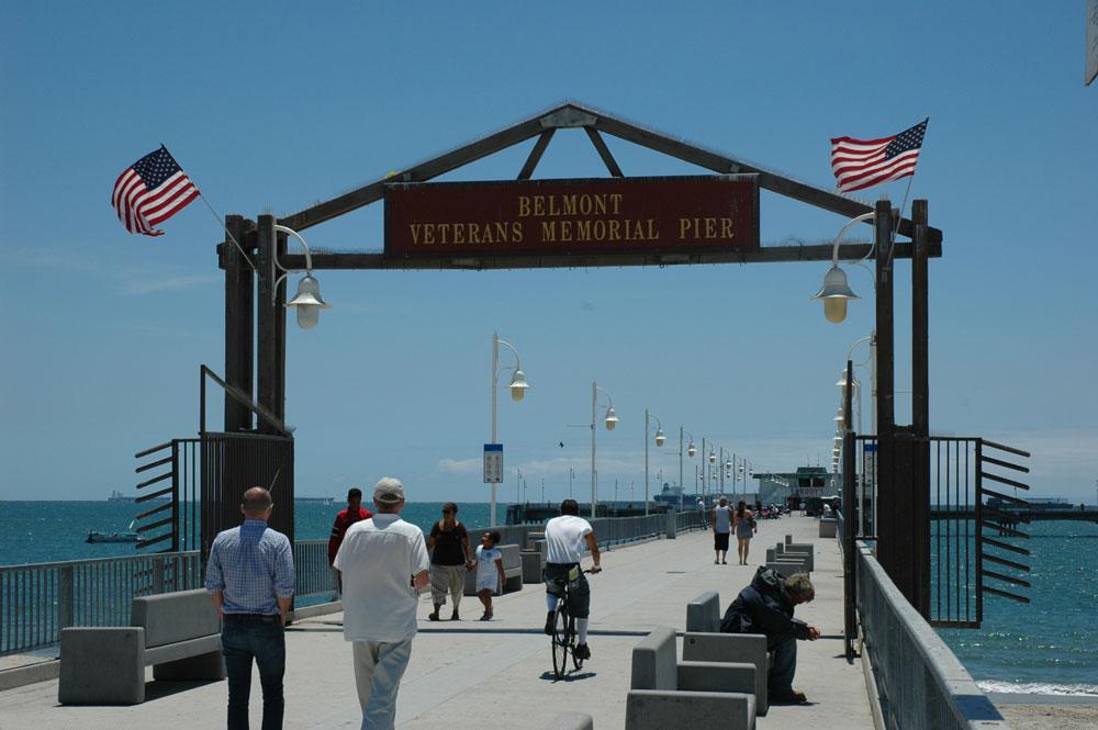 Moorings fuel Belmont Pier's optimistic future