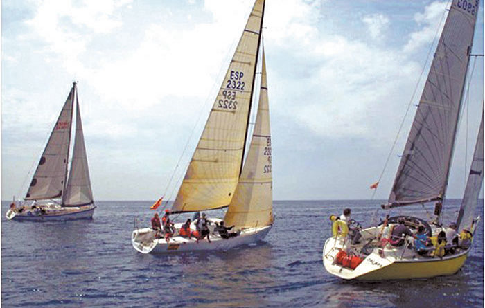 Dana West YC to Host Charity Regatta June 8-9