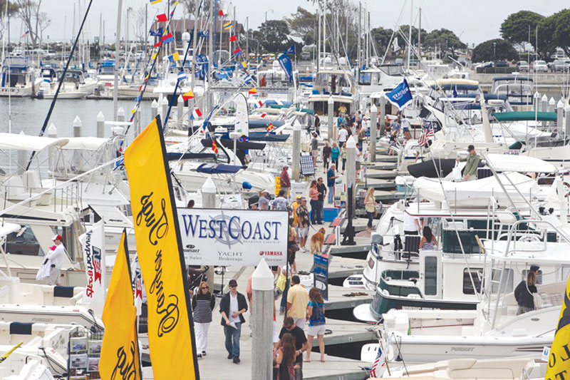 Dana Point Boat Show Returns May 31-June 3