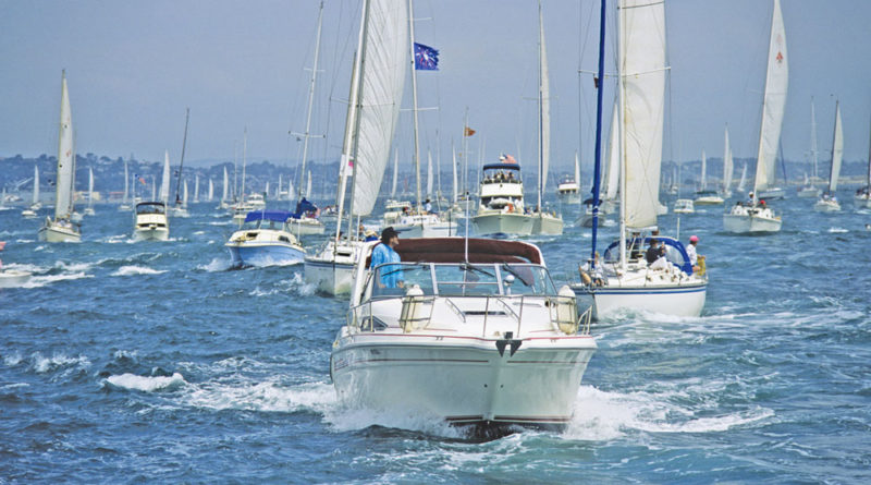 Gov. Brown signs boating safety law
