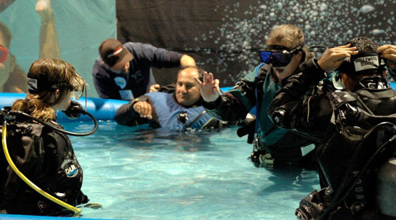 Go Ahead: Take a Dive -- at the Show