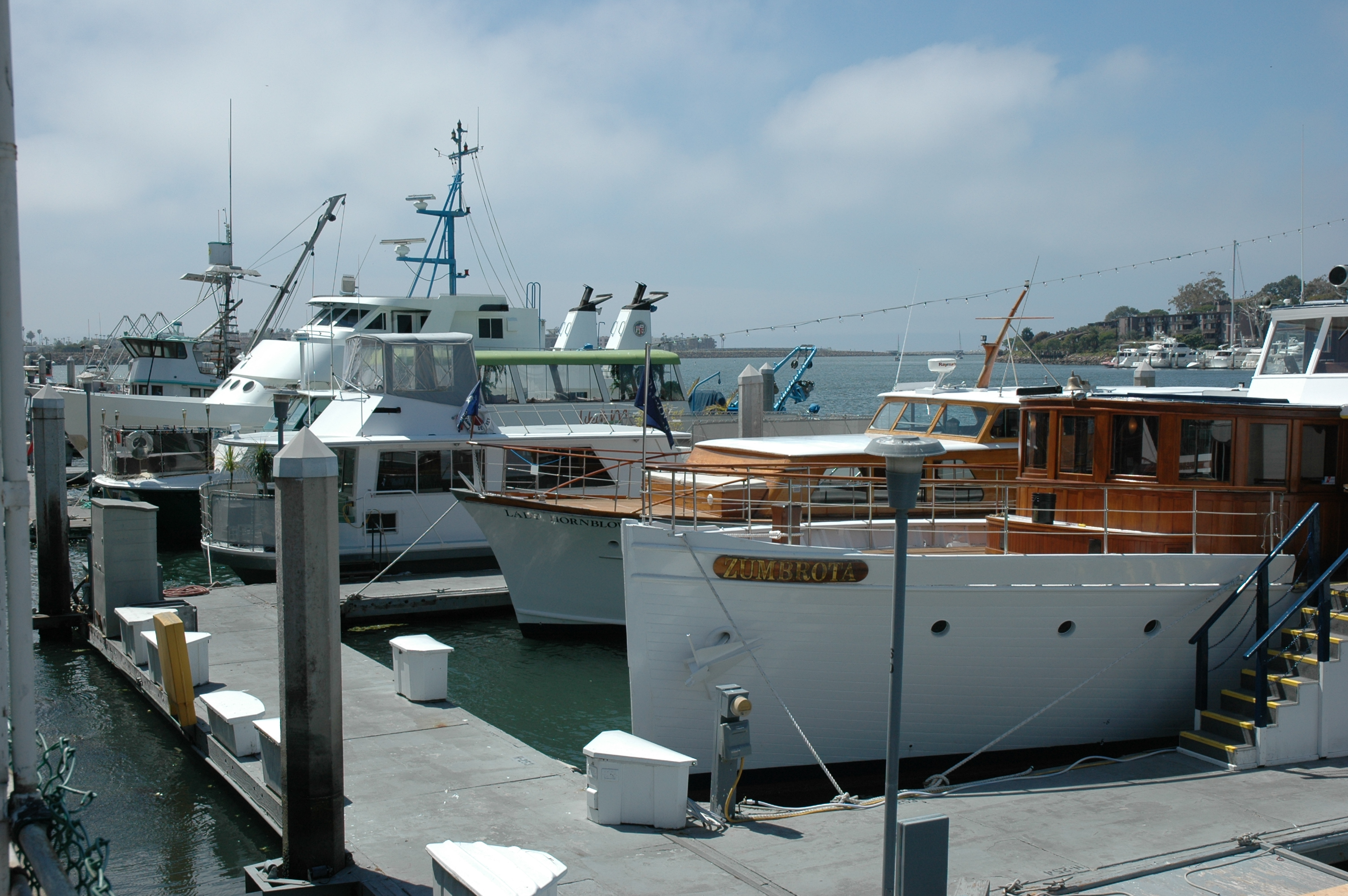 Boat Storage Docking Parking Fees To Increase At L A