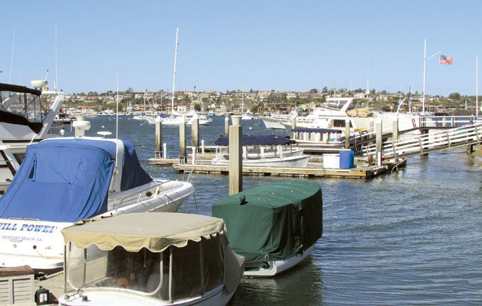 'Dock Tax' Opponents Sue City of Newport Beach