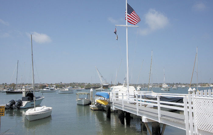 Newport OKs Residential Dock Rentals