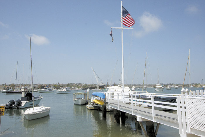 Dock Owners Drop Request for Restraining Order