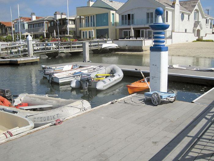 Are Additional Docks in Newport Harbor's Future?