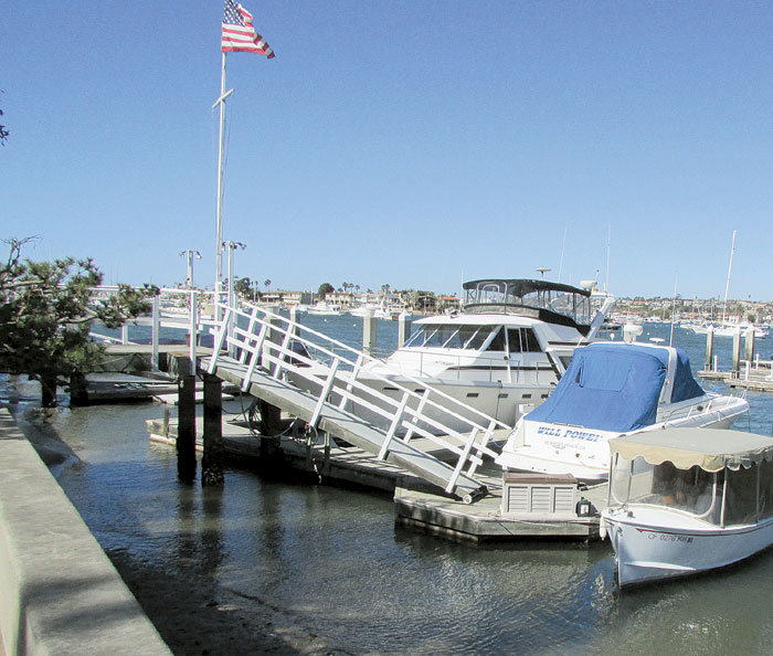 Moorings vs. Private Docks: Should Fees Be Equal?