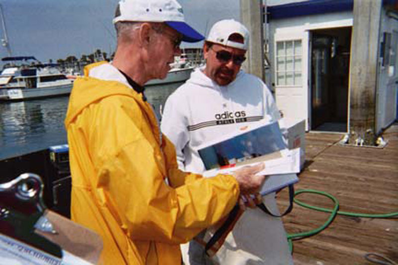 Dockwalker Training Coming to Channel Islands Harbor, March 24
