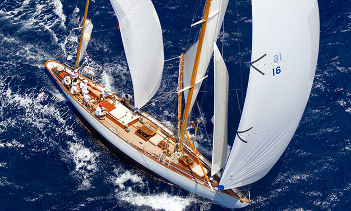 Classic Dorade First on Corrected Time in Transpac