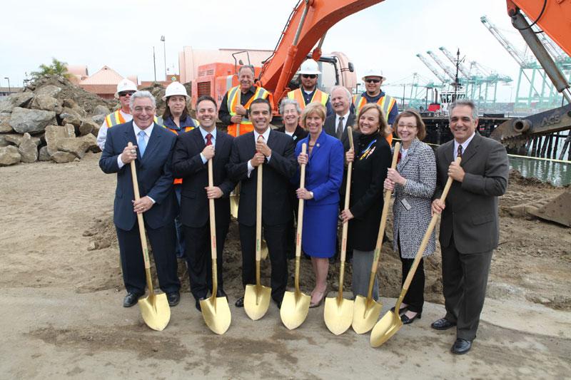 San Pedro Downtown Harbor Construction to Begin