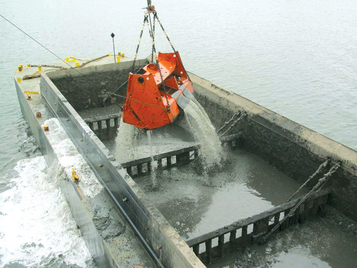 Newport Dredging Continues; LB Decision Awaited