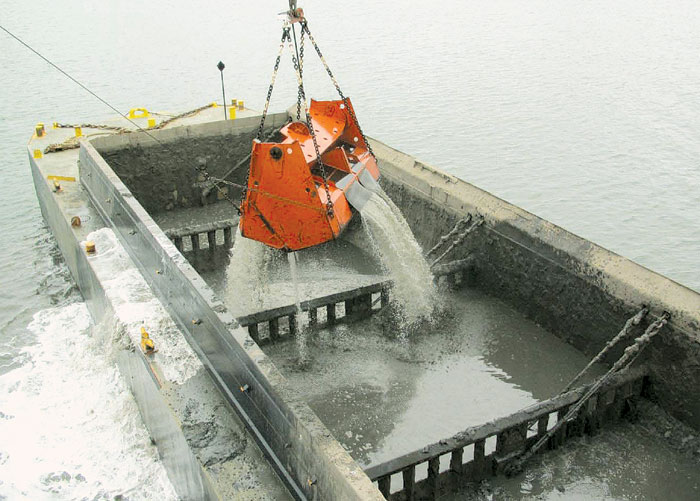 Dredging Project Earns NB an Innovation Award