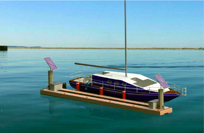 'Duffy Dock' Proposed as Alternative to Moorings