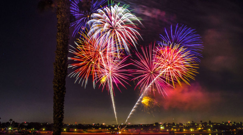 Fireworks to light up Southern California skies