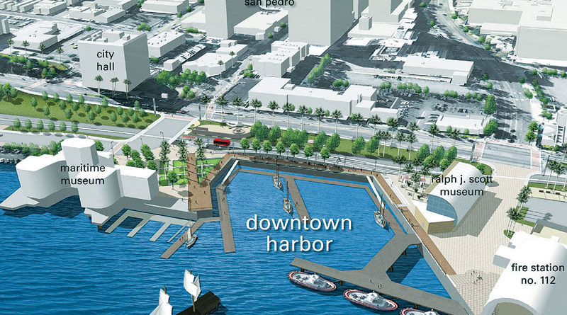 Downtown Harbor Construction to Begin