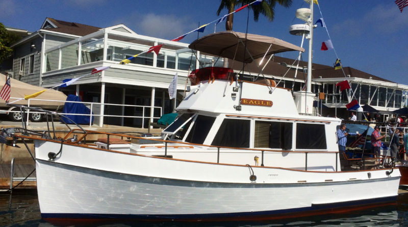 Wooden Boat Festival returns to Balboa YC
