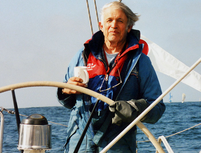 San Diego Sailing Legend Carl Eichenlaub Dies at 83