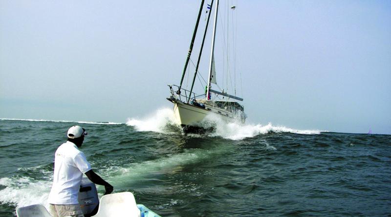 La Paz Marina to Host Cruisers' Seminar Nov. 20