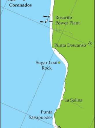 Buoys will Mark New Desalination Plant South of Ensenada