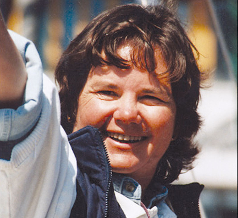 Two-time Round-the-World Sailor to Speak Jan. 10