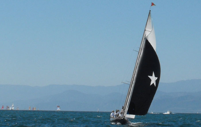 Fame Sweeps Fleet in McNish Classic Yacht Race