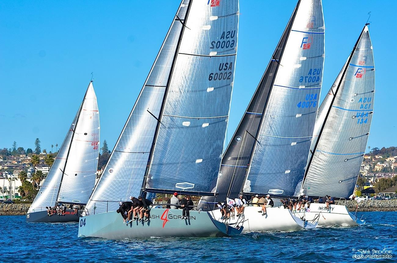 Farr 40 Invitational heads to San Pedro