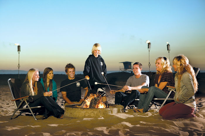 State Assembly Bill Introduced to Save Beach Bonfires